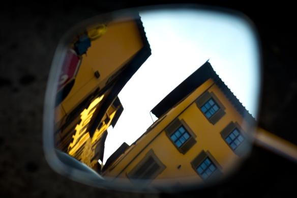 Vespa Florence Mirror