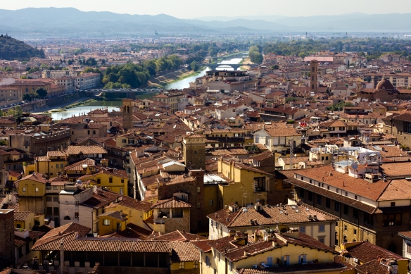 Florentine Rooftops