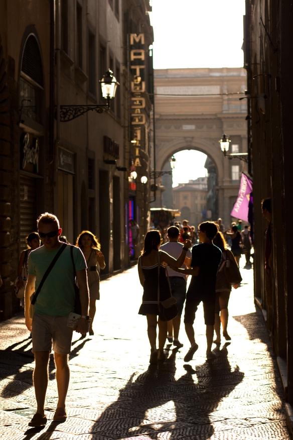 Florentine Backlight